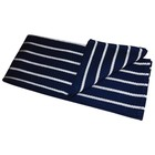 XXLselect Blue Towel Chef from 100% cotton - with Butcher Stripe - Price per piece