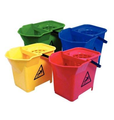 Jantex Putzeimer Farbcode | Erhältlich in vier Farben