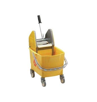 Rubbermaid Mopemmer rijdend met wringer Pro - 4 kleuren