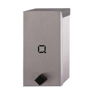 XXLselect Edelstahl-Schaumseifenspender - 400ml - 2 Größen