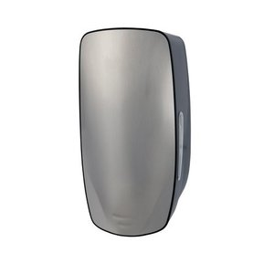 XXLselect Schaumseifenspender - Edelstahl Front - 120x130x (h) 255 mm - 900 ml