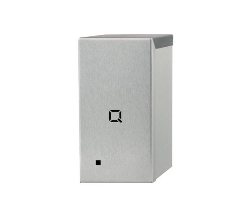 XXLselect Edelstahl-Schaumseifenspender automatisch - 122x122x (h) 245 mm - 650 ml