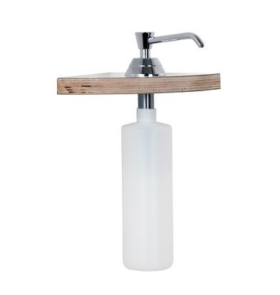 Mediclinic Inbouw zeepdispenser - 2 maten - 480ml