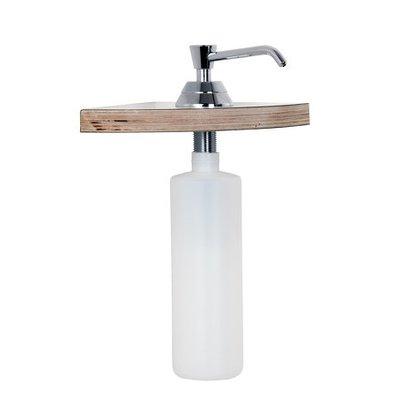 XXLselect Inbouw zeepdispenser - 2 maten - 480ml