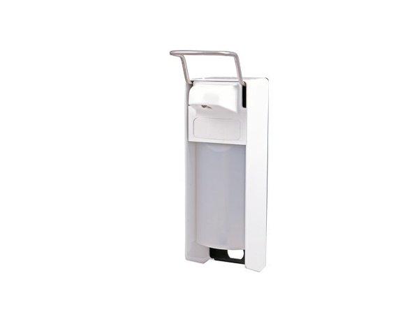 XXLselect Zeep- & desinfectiemiddeldispenser - 151x94x(h)324mm - 1000ml