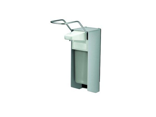 XXLselect Soap and disinfectant dispenser - 220x80x (h) 298mm - 500ml