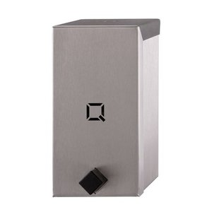 XXLselect Zeepdispenser - 95x95x(h)190mm - 400ml