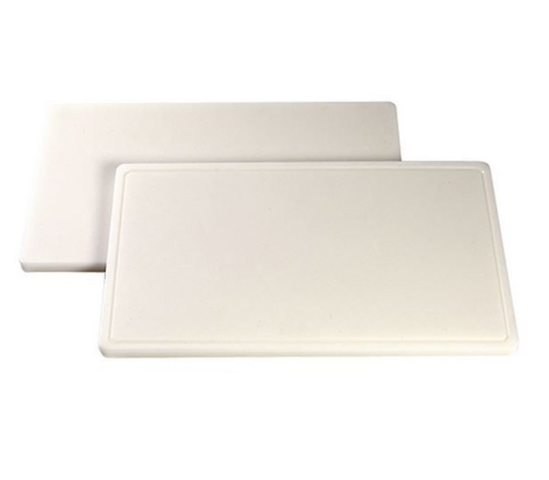 Caterchef Cutting boards DPE 500 - trench - 4 (H) x60x35cm - 6 colors