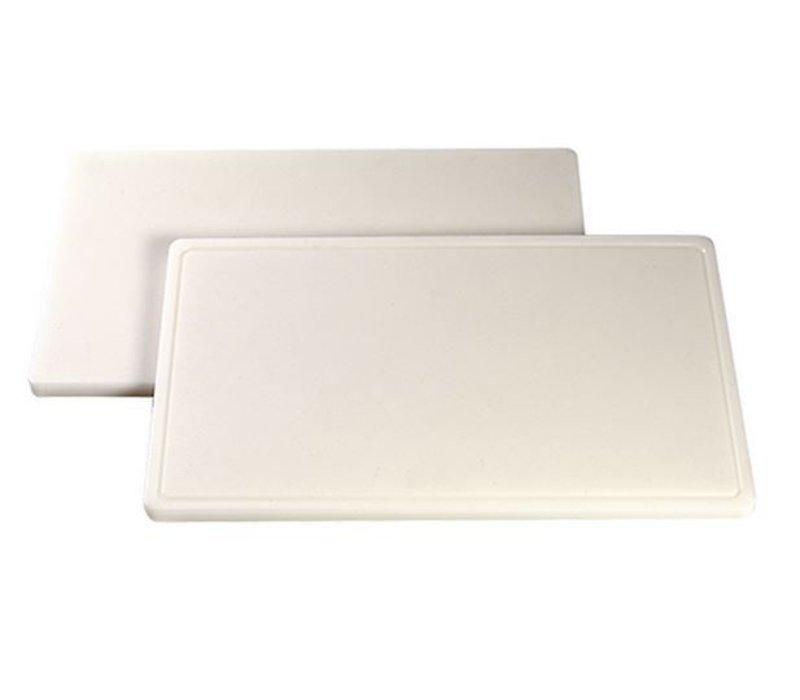 Caterchef Cutting boards DPE 500 - flat - 4 (H) x60x35cm - 6 colors