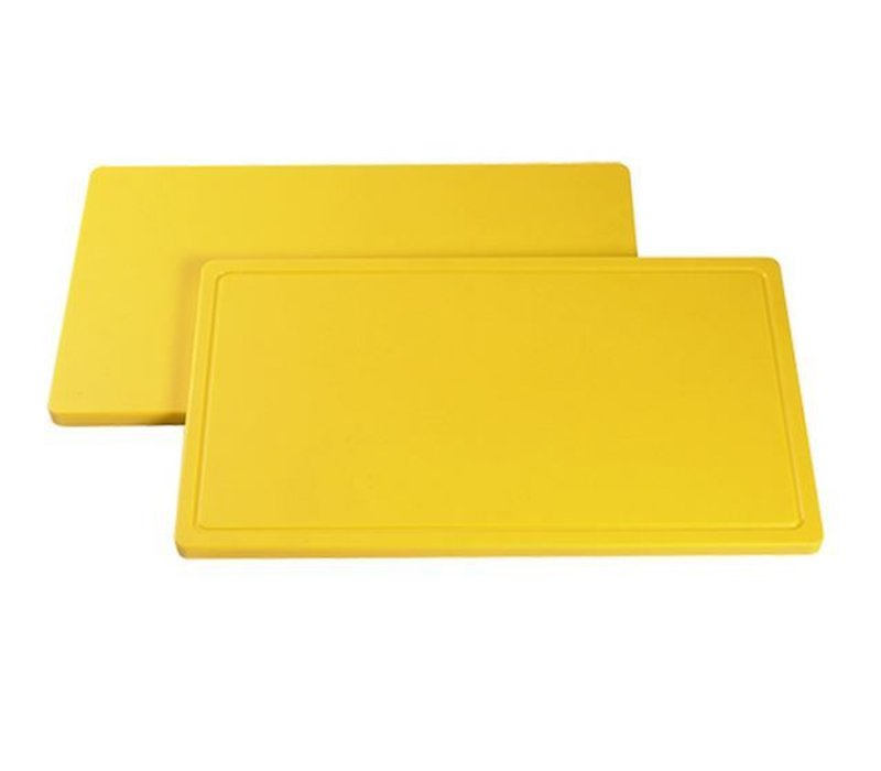 Caterchef Cutting boards DPE 500 - flat - 4 (H) x50x30cm - 6 colors
