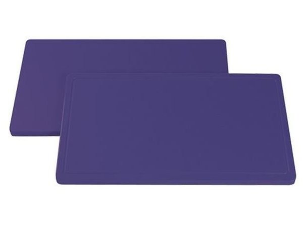 Caterchef Cutting boards DPE 500 - trench - 2 (H) x50x30cm - 7 colors