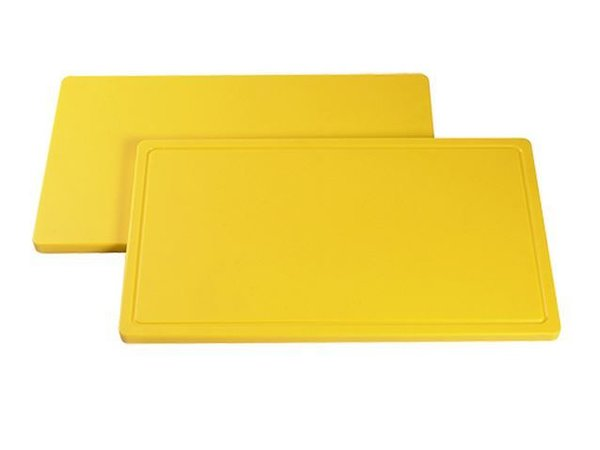 Caterchef Cutting boards DPE 500 - trench - 2 (H) x40x25cm - 7 colors