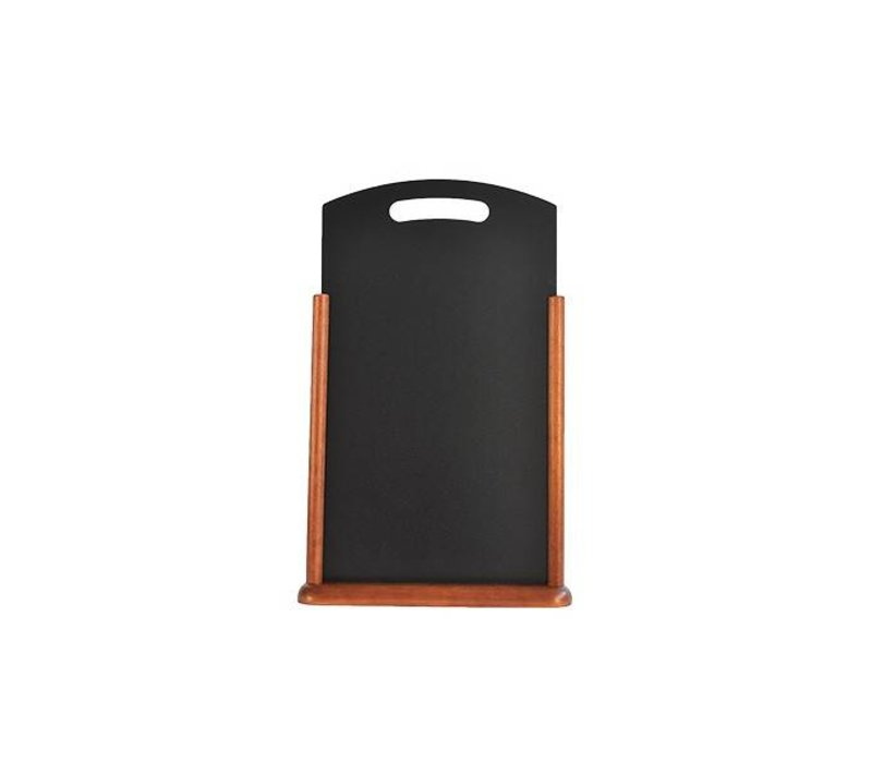 Securit Table Dark chalkboard with Handle - 2 Sizes
