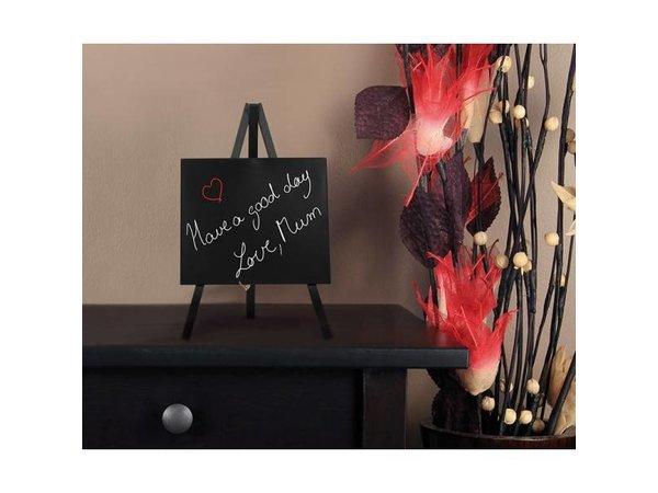 Securit Table chalk sign Donkey - Mahogany 3 pieces