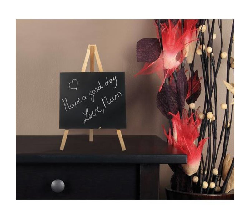 Securit Table chalk sign Donkey - Clear - 3 pieces