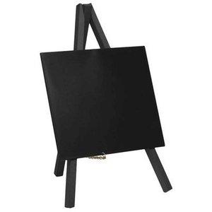 Securit Tabelle Kreide unterzeichnen Donkey - Schwarz - 3 Stück