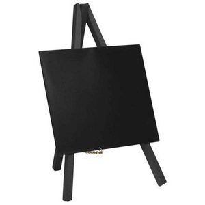 Securit Table chalk sign Donkey - Black - 3 pieces