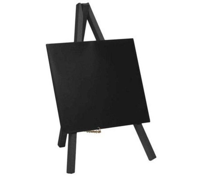 Securit Tafel krijtbordje Ezel - Zwart - Prijs per 3 stuks