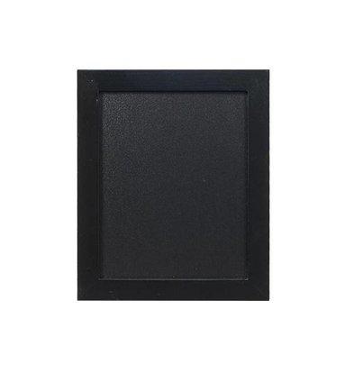 Securit Woody Wand Chalkboard - Schwarz - Wählen Sie aus 5 Größen