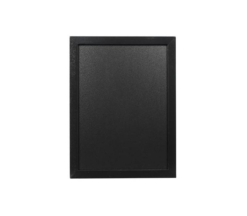Securit Woody wall Chalkboard - Black - Choose from 5 Sizes