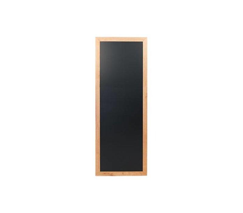 Securit Teak wall chalkboard Long - 4 sizes