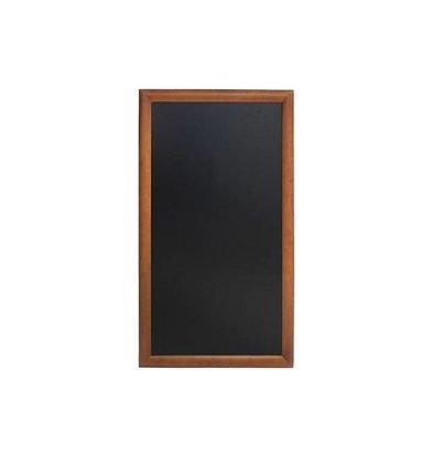 Securit Tafel-Wand Dunkelbraun Lang - 4 Größen
