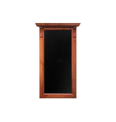 Securit Wandbord Ornement Mahogany - 100x50cm