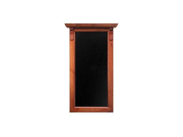 Securit Wandbord voor Krijtstiften XXL - Ornement Mahonie - 100x50cm