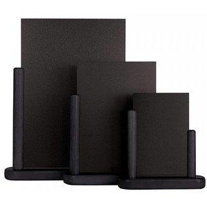 Securit Tafel krijtbord Elegant Zwart - Beschikbaar in 3 Maten