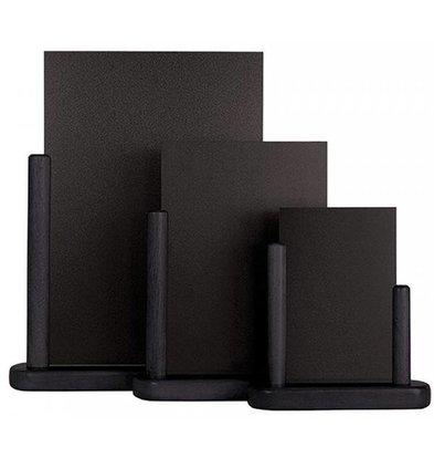 Securit Tabelle Tafel Elegant Black - 3 Größen