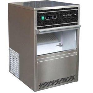 XXLselect Ice machine - 50 kg / 24h - 11kg Availability