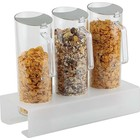 APS Vierteilige Cereal Bar | 380x155x (H) 80 mm