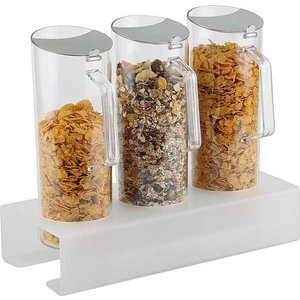 APS Four-piece Cereal Bar | 380x155x (H) 80mm