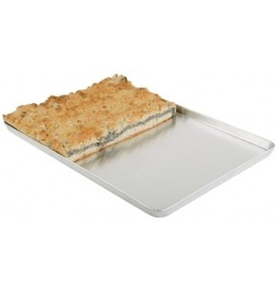 APS Baking tray Aluminium | 480x320 (H) 20mm