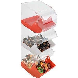 APS Box / Sweetbox   Stapelbaar   23x14,5x(H)15cm