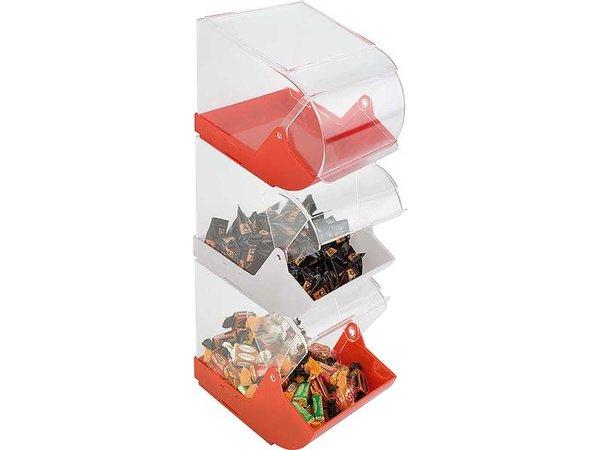 APS Box / Sweetbox | Stapelbar | 23x14,5x (H) 15cm