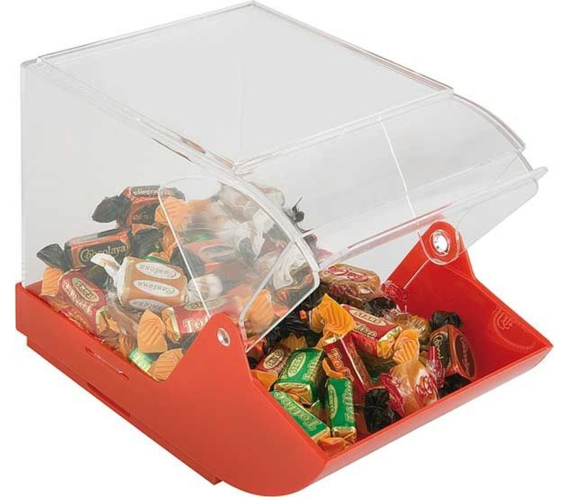 APS Box / Sweetbox   Stackable   14,5x 23 x (h) 15 cm