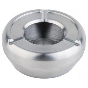 APS Asbak RVS | Stapelbaar | Met Windkap | Ø12cm