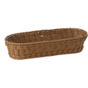 APS Baguette Basket Oval - 280x160x (h) 80mm