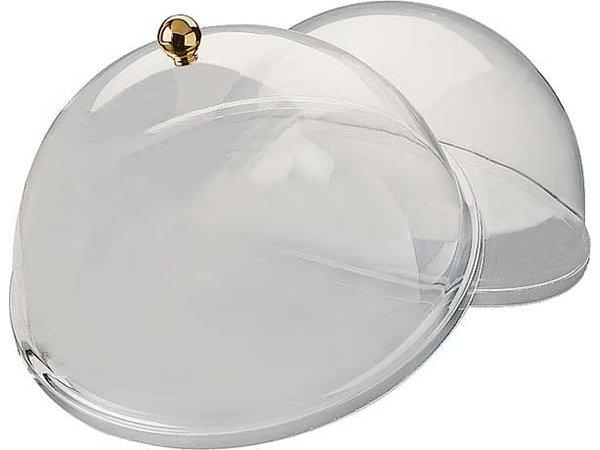 APS Rund Deckel | Transparent | Ø40x (H) 20cm