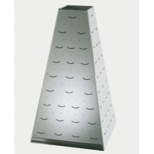 APS Buffet Pyramide Small   Stainless steel   17x17x (H) 17cm