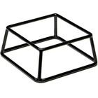 APS Buffet Ständer Multi   Metal mit Antirutschschicht   Stapelbar   18x18x (H) 8cm