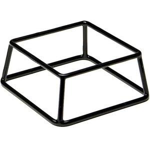 APS Buffet Ständer Multi | Metal mit Antirutschschicht | Stapelbar | 18x18x (H) 8cm