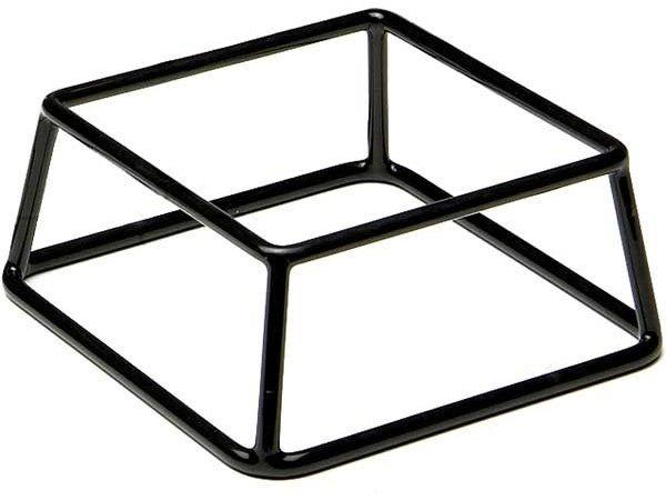 APS Buffet Stand Multi | Metaal met Anti-slip Laag | Stapelbaar | 18x18x(H)8cm