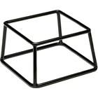 APS Buffet Ständer Multi   Metal mit Antirutschschicht   Stapelbar   18x18x (H) 10cm