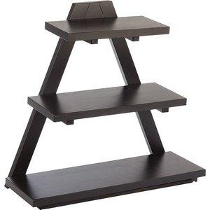 APS Buffet Stand Triangle   53x21x (H) 50cm