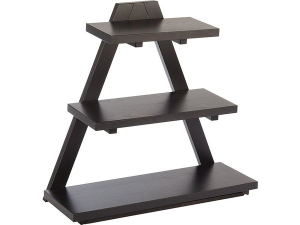 APS Buffet Stand Triangle | 53x21x (H) 50cm