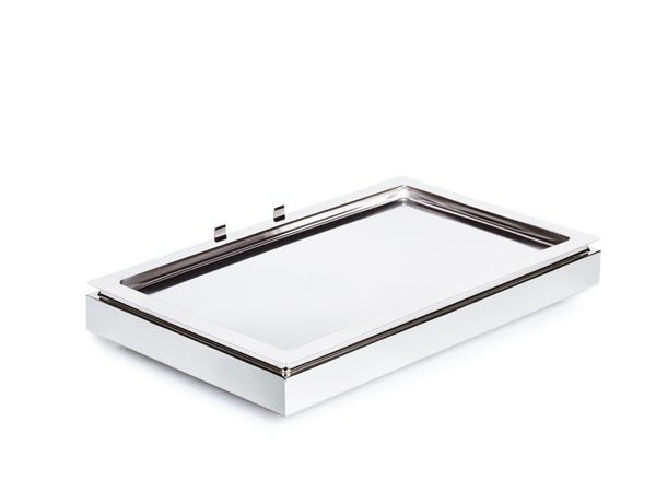 APS Buffet Set | Stainless steel | GN 1/1 | 53x32,5x (H) 8.5cm