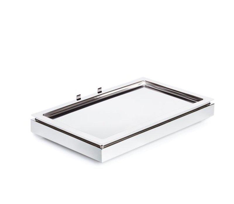 APS Buffet Set | Edelstahl | GN 1/1 | 53x32,5x (H) 8.5cm