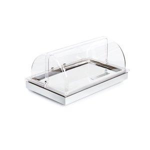 APS Buffet-Set | Rechteckig | Edelstahl | 1/1 GN 530x325x (H) 85mm
